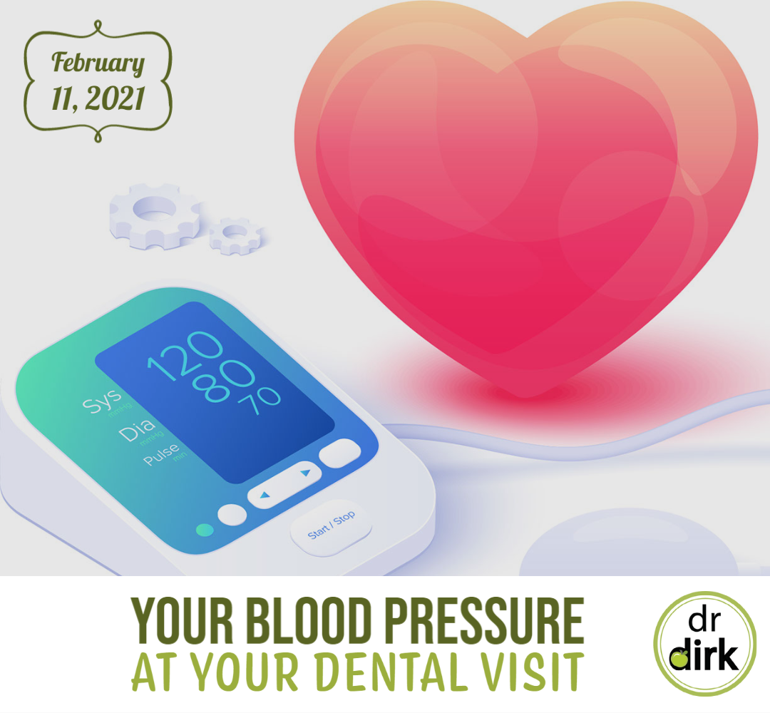 Why Our Calgary Dentist May Take Your Blood Pressure At Your Next Dental Visit